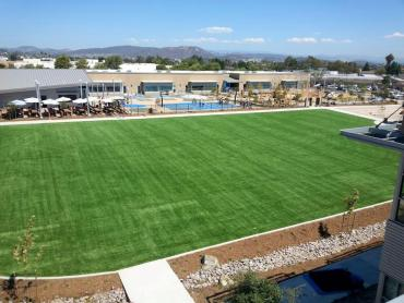 Artificial Grass Photos: Fake Grass Sports Fields Northport New York  Commercial Landscape
