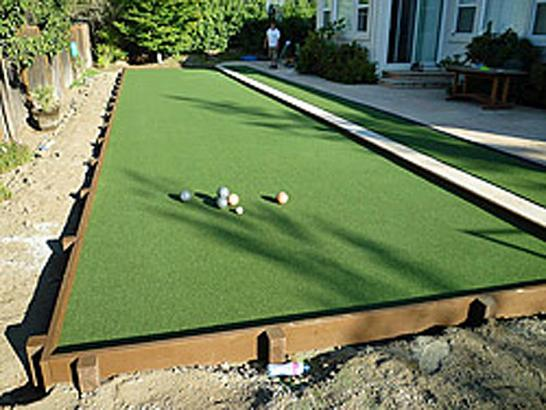Artificial Grass Photos: Fake Grass  Stadium Greenwood Lake New York  Back Yard