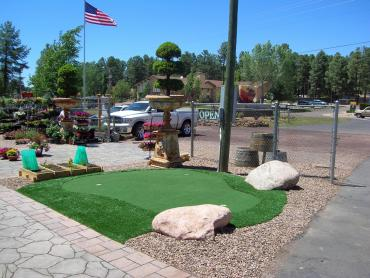 Golf Putting Greens Croton-on-Hudson New York Faux Turf   Fountans artificial grass