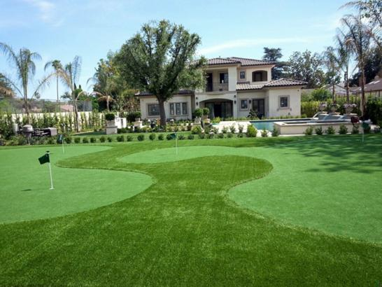 Artificial Grass Photos: Golf Putting Greens Hillcrest New York Faux Grass  Front