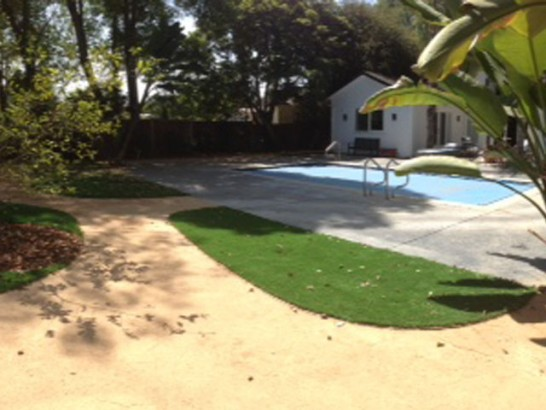 Artificial Grass Photos: Plastic Grass New Suffolk, New York Lawn And Garden, Backyard Designs
