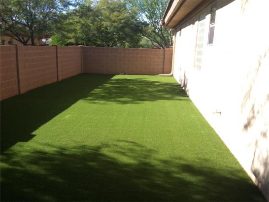 Artificial Grass Photos: Synthetic Turf Flower Hill New York Lawn  Back Yard