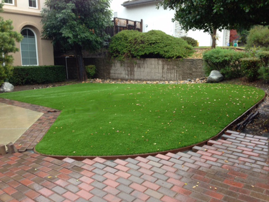 Synthetic Turf Kaser New York Lawn Front Yard