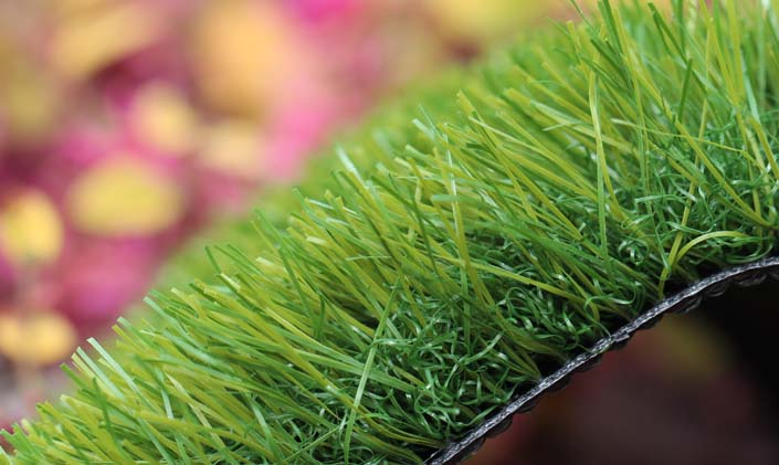 Artificial Grass Synthetic Turf Grass For Residential Applications